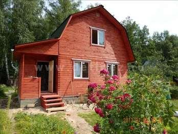 Дом из клееного бруса 1207