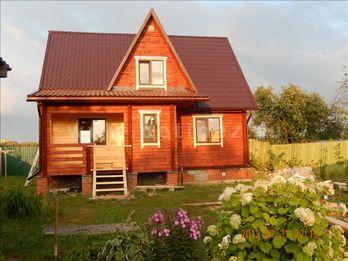 Фото 1211 - дом из бруса 6x9