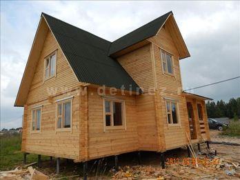 Фото 1212 - дом из бруса 6x9