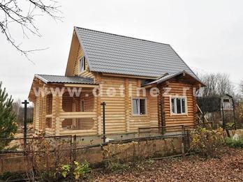 Фото 1054 - дом из бревна