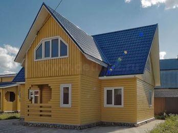 Коттедж №137 135 м² с участком 7.8 сот