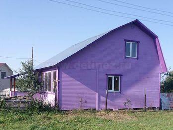 Каркасный дом 1618 9х9м
