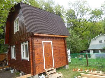 Дом из бруса 1849