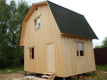 Каркасный дом 2132 4х5м