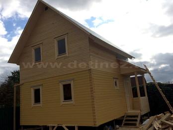 Каркасный дом 2247 6х6м