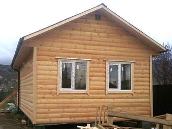 Каркасный дом 2287 5х6м