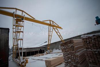 Заготовка древесины - фото 16