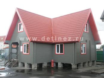 Фото 71 - дом из бруса