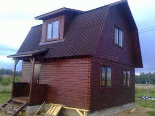 Дом из бруса 1557