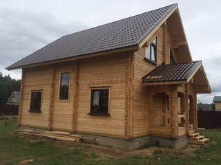 Дом из бруса 1615